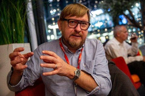 SKANDALISERT: Fredrik Virtanen er enig i at han var en drittsekk som oppførte seg grusomt. Men han benekter anklagene om voldtekt. Foto: Espen Teigen