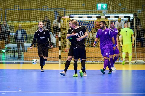 NORDNORSK DERBY: Sjarmtrollan fra Tromsø har markert seg som et av Norges desidert beste futsallag de siste årene. Lørdag er det klart for nordnorsk storoppgjør.