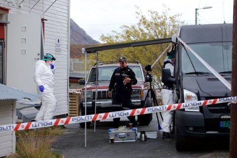 DØD: 55 år gamle Roger Brian Hart ble funnet død på Vengsøy 3. oktober. En 29 år gammel nordmann er siktet i saken.