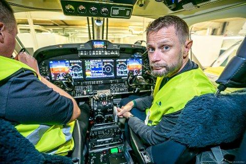 BAK SPAKENE: Bent Høie sier nå at Babcock ikke har levert siden de overtok i juli. Foto: Torgrim Rath Olsen
