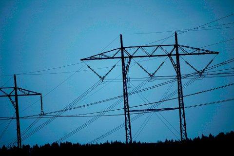 REKORDPRISER: Strømprisene til husholdningene er på rekordhøye nivåer, ifølge SSB.