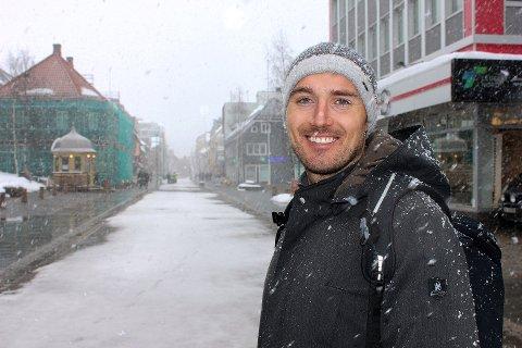 Andreas Nygaard jakter ny triumf i Vasaloppet.