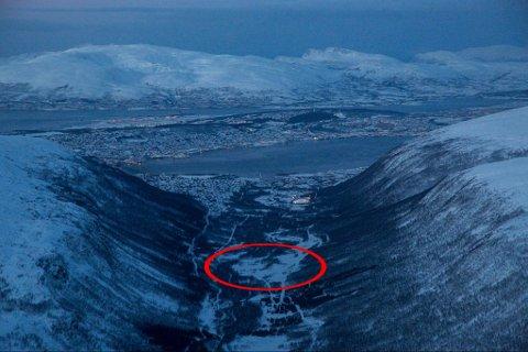 MANGEÅRIG STRID: Striden om hva som skal skje med leirduebanen i Tromsdalen har vart i flere år.