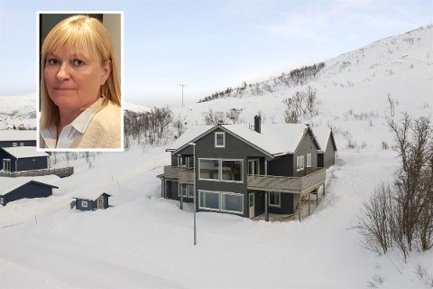 SOLGT FOR 7,5 MILL: - Det var flere interesserte på visninga, og vi oppnådde prisantydning, sier eiendomsmegler Anne Nordgård i Eie.