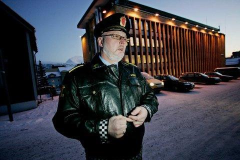 RYKKET IKKE UT: Politiet vurderte situasjonen der en mann skal ha skutt med hagle på en fest utenfor Tromsø, men rykket valgte ikke å rykke ut. Det opplyser Morten Pettersen i Troms politidistrikt.