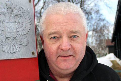ANKER IKKE: Frode Berg vil ikke anke dommen, opplyser hans russiske advokat.