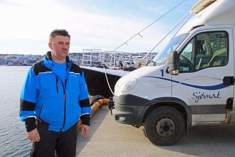 IKKE LIKEVERDIG: Hansens advokat slår fast at kaikonflikten i Oldervik ikke er løst før Karls Fisk & Skalldyr er reelt likeverdig med Oldervik fiskeindustri.