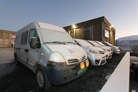 STORKONKURS: 92 kreditorer har krav på tilsammen over 20 millioner kroner etter konkursen i det store byggefirmaet Nicuconstruct AS i Tromsø gikk konkurs i januar i år. Ytterligere 35 selskaper led samme skjebne i Troms i første kvartal 2019.