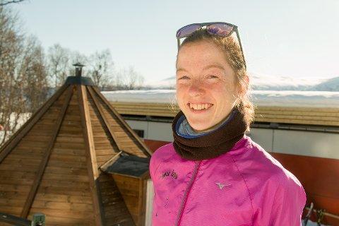 FLYTTET FOR Å SATSE: Hilde Aders vil se hvor langt hun kan nå som maratonløper. Derfor har hun forlatt Tromsø til fordel for Oslo.