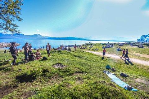– Det blir ikke full sommer, men en Tromsø-sommer.