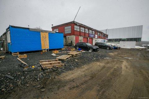 FLYTTEFOT: Tromsø skiklubbs lokaler på Templarheimen kan bli flyttet. Nå vil kommunen forhandle for å få til en løsning.