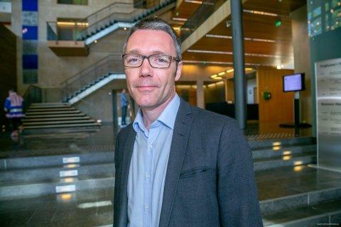 VITNET: Tidligere kommunikasjonssjef hos Fylkesmannen i Troms, Geir Håvard Hanssen.