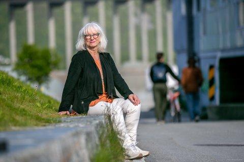 OPPGITT: Gunhild Johansen mener det vil gå helt greit både for brukerne og for kommunen, når  kommunen overtar  hjemmetjenestene fra Privat Omsorg Nord. - Alle vil fortsatt få den hjelpen de trenger, sier hun.