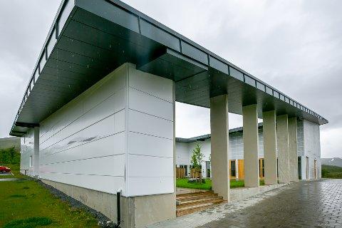 UNDERSKUDD: Tromsø krematorium/ Sállir seremonihus ble ferdigstilt i januar 2017