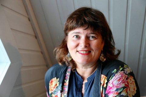 MER ENN BOLIG: Ann Karina Sogge er leder for Kirkens Bymisjon i Tromsø. Hun mener integrering er mer enn å tilby boliger til flyktninger.