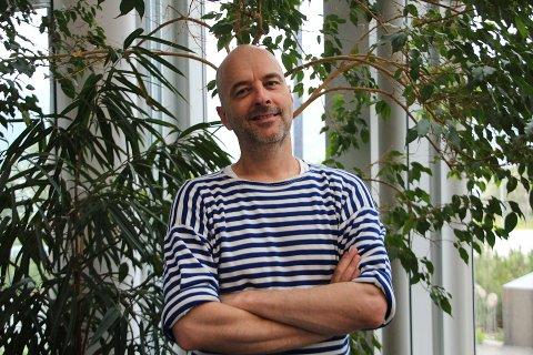 BOOKING: Sammen med Gjøa Orheim og Silja Sletten har Tommy Ose jobbet med bookingen til Insomniafestivalen.