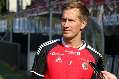 GAVMILD: Morten Gamst Pedersen skulle få 30.000 kroner avslag på sin toppleilighet for målet mot Rosenborg, men velger i stedet å gi bort boligrabatten til veldedige formål. Første pott går til Kreftforeningen.