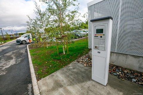 P-AVGIFT: Åpningen av Tromsøbadet har ført til innføring av parkeringsavgift også utenfor Tromsøhallen og Fløyahallen.
