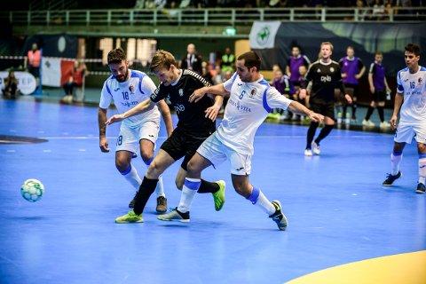 STORKAMP: Sjarmtrollan møter Luxol St. Andrews til avgjørende kamp i Champions League-kvaliken på lørdagen.