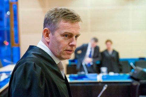 TILTALE: Statsadvokat Torstein Lindquister har tatt ut tiltalen mot tromsømannen.
