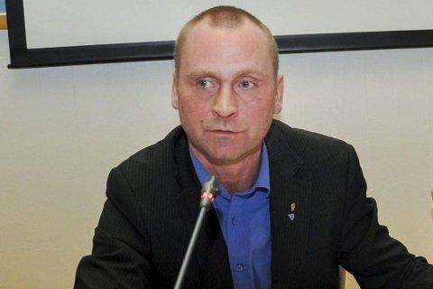 MISTET SØNNEN: Frp-politiker Ronny Berg skriver på Facebook at han mistet sønnen sin i helikopterulykken i Alta. Foto: iFinnmark