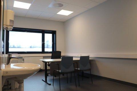ÅPNER OPP: Studentsamskipnaden har i alt syv kontorer tilgjengelig for utleie til kommunen, men så langt brukes ingen av disse lokalene. Nå blir det andre boller.