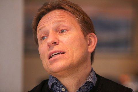 KJØLIG: Steinar Nilsen sier at han per nå ikke ser på det som spesielt aktuelt å skulle bytte ut direktørstillingen i Tromsø Taxi med en jobb som daglig leder for TIL på Alfheim.