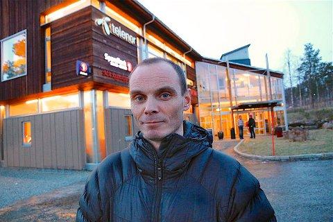 UTBRUDD: Bardu-ordfører Toralf Heimdal (Sp) må hanskes med koronautbrudd i Setermoen leir.