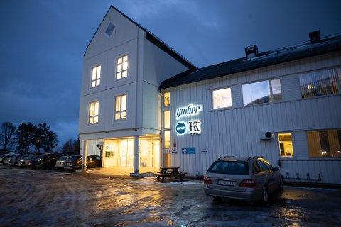 VIL FUSJONERE: Troms kraft forsøker påny å få i stand fusjonsavtaler med kraftselskapet i Nord-Troms.