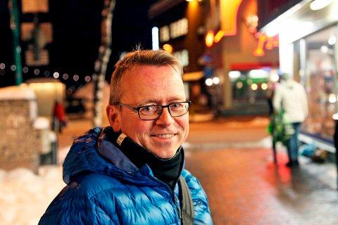 VENSTRE: Morten Skandfer er Venstre-politiker.