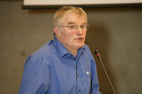 STEMTE MOT: Tor Egil Sandnes støttet ikke en fellesuttalelse mot samehets i Tromsø.