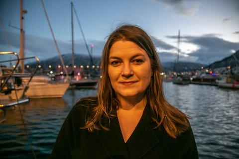 Cecilie Myrseth.
