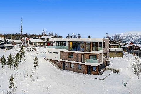 TIL SALGS: Har du 21 millioner til overs? Da kan dette huset bli ditt.