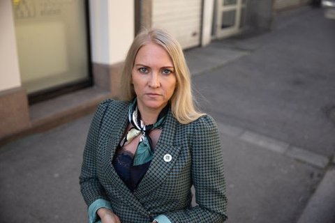 – Vi trenger lønns- og arbeidsvilkår som sikrer pasientene sykepleiere, sier forbundsleder Lill Sverresdatter Larsen i Norsk Sykepleierforbund.