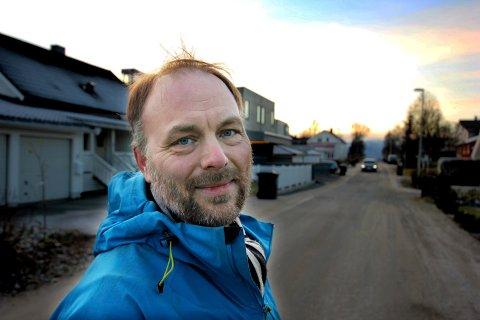 HAR SNUDD: Pål Julius Skogholt (SV) ønsker likevel å forlenge rullebanen i Tromsø.
