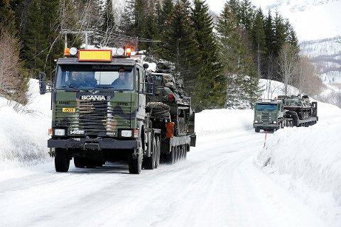 AVLYST: Årets Cold Response ble avlyst på grunn av Koronasmitte. HV-soldater reagerer på at de ikke får returnere.