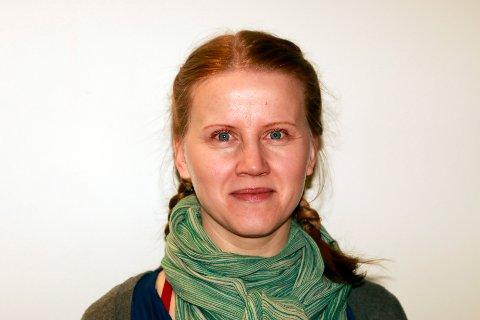 Trosopplærer Anneli Ottem.