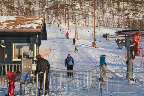 Snart åpner de skitrekket igjen i Målselv fjellandsby.