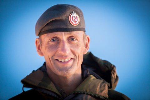 Generalmajor Eirik Kristoffersen blir ny forsvarssjef. Foto: Ragnar Bøifot