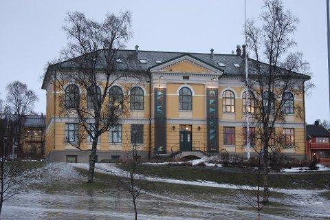 VIL BEHOLDE: Gunnar Wilhelmsen vil beholde kunstforeningas lokaler på kommunale hender.