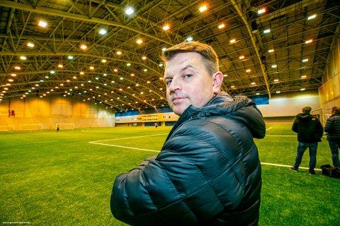 SLUTTER: Etter rundt to år har Kristian Høydal funnet ut at han går videre i arbeidslivet og forlater TIL fra nyttår.
