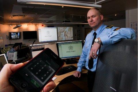 NOK Å GJØRE: Politiet har hatt mange ordensoppdrag relatert til fyll de siste dagene. Det forteller operasjonsleder Roy Tore Meyer.