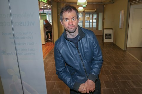 MISFORNØYD: CP-rammede Chris-Arne Olsen forteller om en kveld på byen med vennene i Tromsø som etter hvert ble alt annet enn hyggelig for dem.