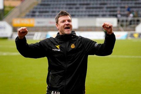 FREKK: Da denne mannen ønsket å hente spillere fra Tromsø i desember ble han kalt frekk. Det skjønner han lite av.