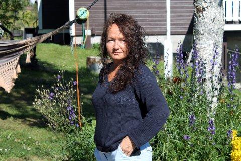 MELDER SEG UT: Line Miriam Haugan vil ikke melde seg inn i et annet parti.