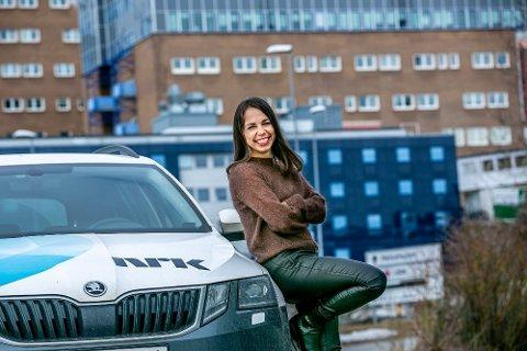 """RUNDE TO: Regissør Helga Bones er i gang med sesong 2 av seersuksessen """"113"""" på NRK."""