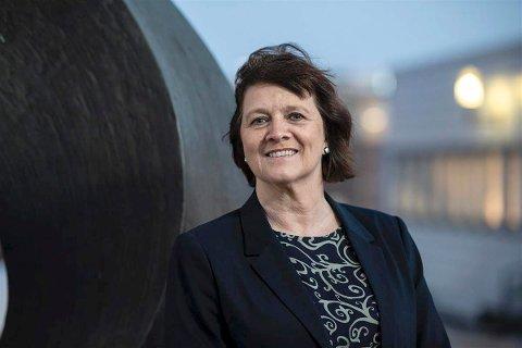 Fylkesråd for samferdsel i Troms og Finnmark, Kristina Hansen (Ap).
