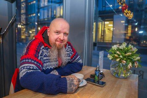 BA OM HJELP: Økonomiske trange tider for permitterte Morten Ottosøn Aune, førte til at han ba om hjelp til å finne seg en jobb. Nå har det ordnet seg for Tromsømannen.