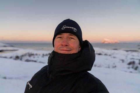 INNOVATIV: Gøran Mikkelsen og hotellet har fant en meget lur løsning da de utenlandske turistene uteble.