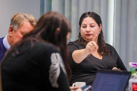 VIL VITE: Tone Marie Myklevoll (Ap) ønsker å forsikre seg om at Tromsø kommune har tilstrekkelig kontroll på faren for kvikkleireskred.